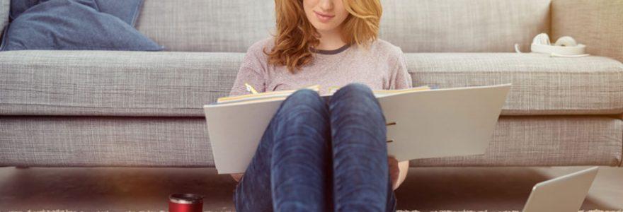les résidences étudiantes directement en ligne